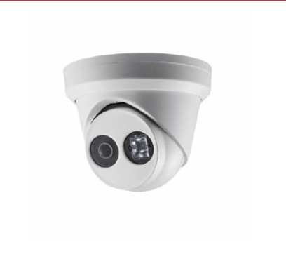 Dome IP Kamera Hikvision DS-2CD2343G0-I (4MP, 2,8mm, 0.01 lx, IR do 30m)
