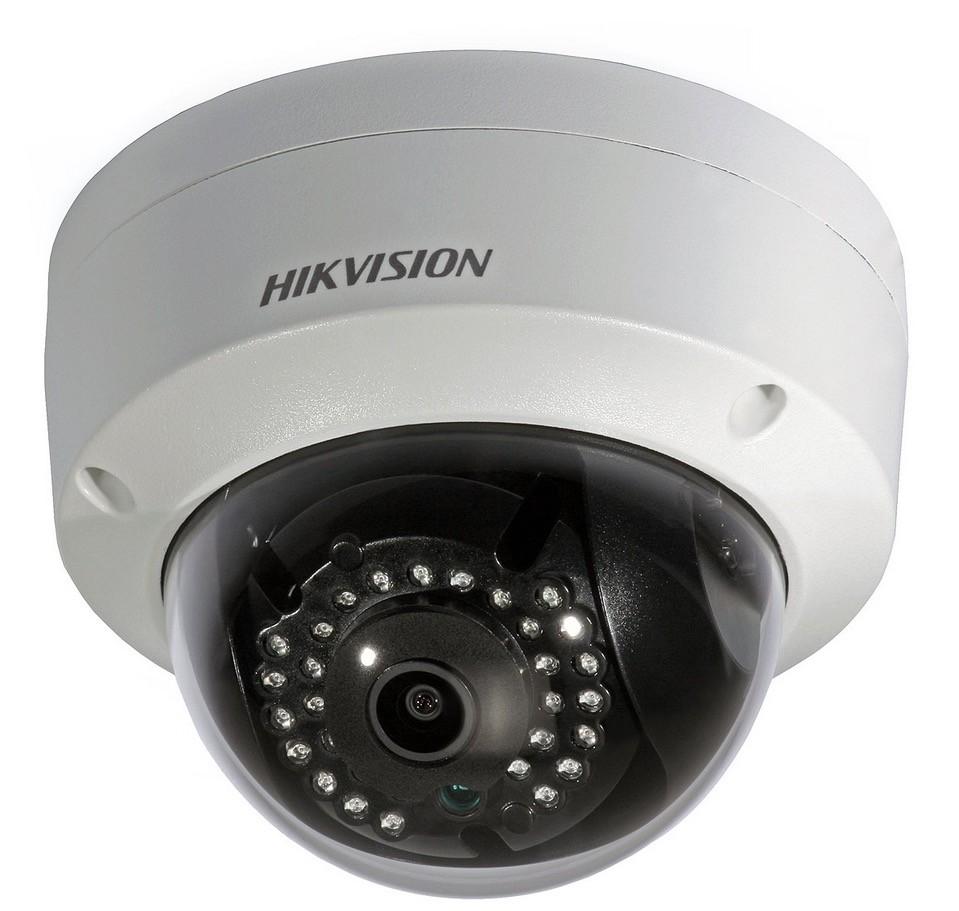 IP Kamera Hikvision DS-2CD2112-I (1,3MPx, 4mm, IK10, IR 30m)