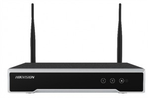 Bežični 4 Kanalni IP NVR Hikvision DIGITALNI VIDEO SNIMAČ DS-7104NI-K1/W/M