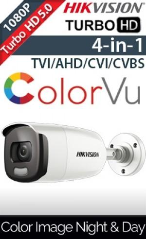 ColorVo HikVision KAMERA DS-2CE12DFT-F (2Mpx, 3.6mm, IR30m)