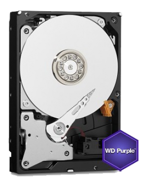 3T Hard Disc Western Digital Purple za video nadzor