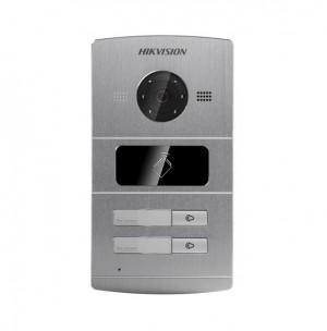 HikVision portafon 2 pozivna tipka vanjska jedinica DS-KV8202-IM