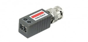Video balun long distance