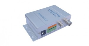 Video balun aktivni RX video+audio (1302R)
