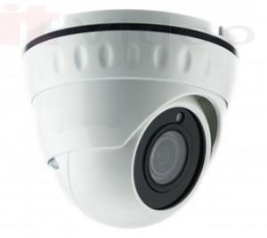 4u1 Dome FullHD kamera SONY Starvis Back-illuminated CMOS (2.8mm/3.6mm, 0.01 lx, WDR, OSD, IR 25m, HDTVI/CVI/AHD/CVBS)