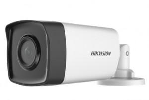Kamera DS-2CE17D0T-IT3F (DWDR, 2D DNR, IR do 40m, TVI/AHD/CVI/CVBS, 2.8MM)